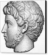 Heliogabalus (204-222) Canvas Print