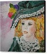 Hello Dolly Canvas Print by Terri Maddin-Miller