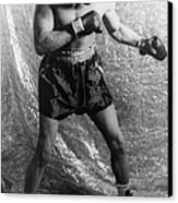 Henry Armstrong (1912-1988) Canvas Print by Granger