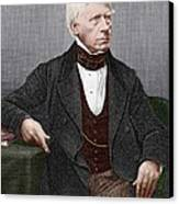 Henry Brougham, Scottish Lawyer Canvas Print by Sheila Terry