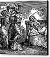 Heresy: Torture, C1550 Canvas Print by Granger