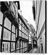 Herrendorftwete Canvas Print by Benjamin Matthijs