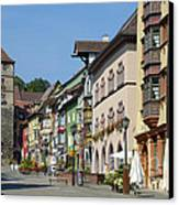 Historical Old Town Rottweil Germany Canvas Print by Matthias Hauser