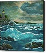 Hobson's Lighthouse Canvas Print