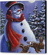Holiday Magic Canvas Print