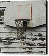 Hoops Canvas Print by Todd Sherlock