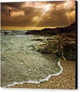 Horseley Cove Canvas Print by Mark Leader