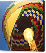 Hot Air Canvas Print by Rick Berk