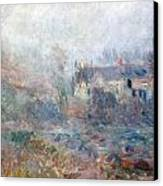 House At Falaise Canvas Print