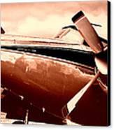 Howard Aero 500 1960 Canvas Print