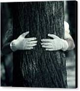 hug Canvas Print by Joana Kruse