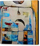 Illusion Of Choice Canvas Print by Mark M  Mellon