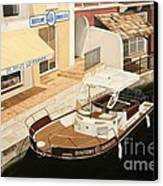 Immobilier Canvas Print by Carina Mascarelli