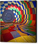 Inflating Canvas Print by Rick Berk