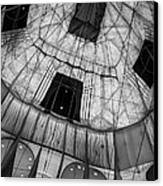 Inside The Balloon Two Canvas Print by Bob Orsillo