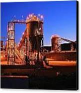 Iron Duke Mine Canvas Print by David Barringhaus