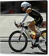 Ironman 2012 Flying By Canvas Print