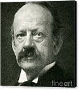 J. J. Thomson, English Physicist Canvas Print