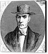 James Mott (1788-1868) Canvas Print