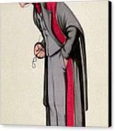 James Paget, English Surgeon Canvas Print