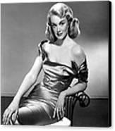Jan Sterling, 1950s Canvas Print