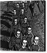 Jane Eyre Canvas Print by Granger