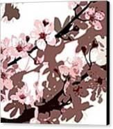 Japanese Blossom  Canvas Print by Sarah O Toole