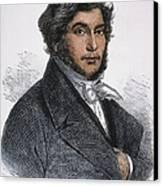 Jean-francois Champollion Canvas Print