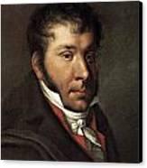 Johann Hummel (1778-1837) Canvas Print by Granger