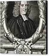 John Harris, English Writer Canvas Print