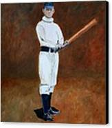 John Mcgraw Canvas Print by Ralph LeCompte