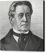 Joseph Henry, Us Physicist Canvas Print