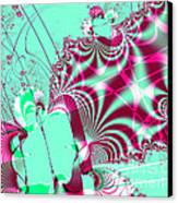 Kabuki Canvas Print by Wingsdomain Art and Photography