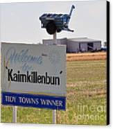 Kaimkillenbun Sign Canvas Print by Joanne Kocwin