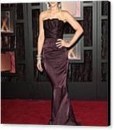 Kate Beckinsale Wearing A J. Mendel Canvas Print by Everett