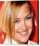 Kate Hudson At Arrivals For Times 100 Canvas Print by Everett