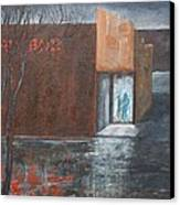 Kay Box  Canvas Print by Elizabeth Lane