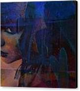 Kelp Canvas Print by Adam Kissel