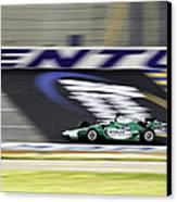 Kentucky Speedway Irl Canvas Print