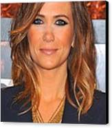 Kristen Wiig In Attendance For The Canvas Print