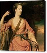 Lady Dawson Canvas Print