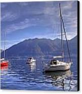 Lago Maggiore Canvas Print
