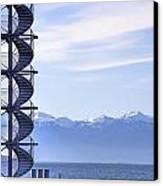Lake Constance Friedrichshafen Canvas Print