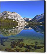 Lake Tenaya Canvas Print