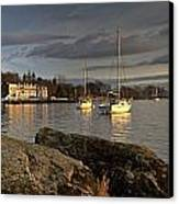 Lake Windermere Ambleside, Cumbria Canvas Print