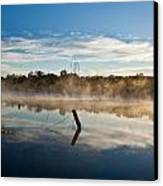 Lenthals Dam 01 Canvas Print by David Barringhaus
