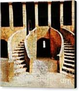 L'esclavage Et La Traite Negriere  Canvas Print by Fania Simon