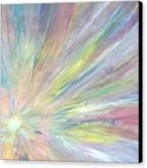 Light Canvas Print by Jeanette Stewart