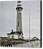 Lighthouse Canvas Print by Heather Applegate