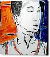 Lin  Canvas Print by Patrick Ficklin